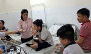 15 học sinh tiểu học nhập viện cấp cứu sau khi uống trà sữa