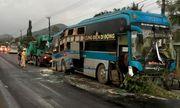 2 xe khách tông nhau, 14 người thương vong ở Bình Định: Cùng một chủ xe