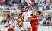 Thua Iran 0-2, cửa đi tiếp của Việt Nam còn nhưng rất hẹp