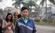 Bác sĩ Hoàng Công Lương đến tòa, tiết lộ nguyên nhân bị bệnh trầm cảm