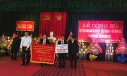 Xã Các Sơn, huyện Tĩnh Gia, tỉnh Thanh Hóa: Đạt chuẩn Quốc Gia về nông thôn mới