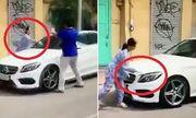 Người phụ nữ đập nát xe Mercedes đỗ trước cửa nhà ở TP.HCM đối diện hình phạt nào?