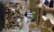 Công an Quảng Nam phát hiện hai đối tượng bán 230 lượng vàng không rõ nguồn gốc