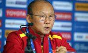 HLV Park Hang-seo nói gì về đối thủ Jordan và cơ hội đi tiếp của tuyển Việt Nam?