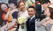 Cường Đô La - Đàm Thu Trang: Chặng đường gần 2 năm bên nhau ngọt ngào trước khi về chung một nhà