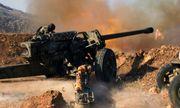 Chiến sự Syria căng thẳng, IS co cụm trong 4 ngôi làng nhỏ