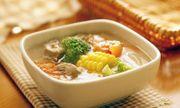 Món ngon mỗi ngày: Canh gà hầm rau củ bổ dưỡng cho ngày đông lạnh