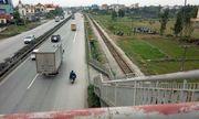 Vụ tai nạn thảm khốc tại Hải Dương: Kỳ lạ cây cầu vượt dẫn người đi bộ xuống thẳng lòng đường