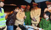 CSGT phát hiện tài xế container dương tính với ma túy trên cao tốc Pháp Vân- Cầu Giẽ
