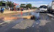 Xe máy đấu đầu xe khách, 2 thanh niên tử vong
