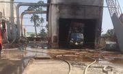 Cháy công ty nước ngoài ở Bình Dương, 1 người chết, 3 người bị thương