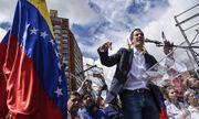 Khủng hoảng Venezuela: Mỹ bất ngờ công nhận lãnh đảo đảng đối lập là tổng thống