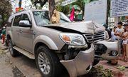 Tin tai nạn giao thông mới nhất ngày 27/1/2019: Bé trai 3 tuổi bị Ford Everest đâm chết khi đứng trên vỉa hè