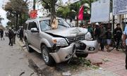 Vụ ô tô tông chết bé trai 3 tuổi đứng chờ xe buýt cùng mẹ: Bắt tạm giam tài xế