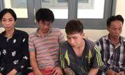 13 thanh niên phê ma túy đá, chống đối cảnh sát ở tiệm game bắn cá