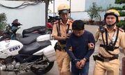 TP.HCM: Nổ súng truy bắt tên cướp giật túi xách khiến nạn nhân ngã trọng thương