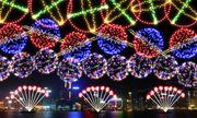 Hong Kong chi 29,5 tỷ đồng bắn 4,5 tấn pháo hoa Tết Nguyên đán Kỷ Hợi