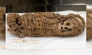 Video: Cận cảnh xác ướp trẻ em 2.000 năm tuổi mà Mỹ vừa trả lại cho Peru