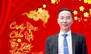 Chủ tịch tập đoàn VSETGROUP Trương Ngọc Anh chúc Tết đầu năm