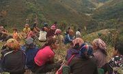 Phát hiện thi thể thợ săn đang phân hủy trong khe núi