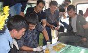 Vụ thuê xe tang chở 14.000 viên ma túy: Khởi tố bị can, bắt tạm giam 3 đối tượng