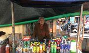Thanh Hóa: Xót xa hoàn cảnh cụ bà hơn 90 tuổi gần 50 năm bán nước trước cổng bến xe
