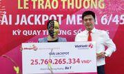 Đã xác định được người trúng độc đắc 25,7 tỷ khi mua vé số tại Kiên Giang