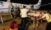 Vụ Việt kiều bị tạt axit, cắt gân chân: Dùng chuyên cơ đưa nạn nhân sang Canada điều trị