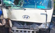 27 hành khách thoát nạn vụ xe khách mất phanh đâm Innova ở Vĩnh Long