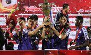 Đánh bại Bình Dương, Hà Nội FC đoạt Siêu Cúp Quốc gia