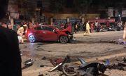 Hai ô tô đấu đầu, 1 người chết, 3 người bị thương
