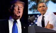 Tổng thống Trump tin rằng ông Obama suýt tiến tới chiến tranh với Triều Tiên