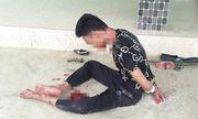Vụ chồng bị thương ôm thi thể vợ ở Nghệ An: Giám định mẫu máu của nghi phạm để điều tra
