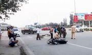 Tin tai nạn giao thông mới nhất ngày 19/2/2019: Va chạm với ô tô, một quân nhân tử vong
