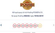Kết quả xổ số Vietlott hôm nay 19/2/2019: Giải Jackpot hơn 54 tỷ đồng vẫn vô chủ