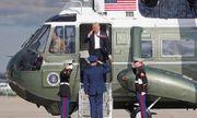 Siêu trực thăng Marine One của Tổng thống Mỹ vừa được chuyển tới Việt Nam có gì đặc biệt?