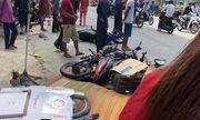Nguyên nhân ban đầu vụ ô tô lao vào đoàn xe máy đi lễ hội khiến 8 người thương vong