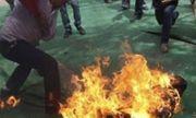 Điều tra nghi án vợ tưới xăng đốt chết chồng