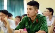 Công bố chỉ tiêu tuyển sinh vào 18 trường quân đội năm 2019
