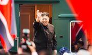 Đoàn tàu chờ Chủ tịch Triều Tiên Kim Jong-un đã về tới Bình Nhưỡng