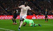 """Khó khăn chồng chất, """"Quỷ Đỏ"""" vẫn lập chiến thắng kỳ tích trước Paris Saint - Germain"""