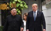 Tổng thống Trump để ngỏ khả năng nối lại đàm phán với Triều Tiên