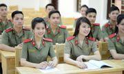 Năm 2019 dự kiến chỉ có 3 trường công an nhân dân tuyển sinh