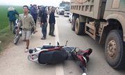 Va chạm với xe SH khiến 2 người tử vong, tài xế xe tải tăng ga bỏ chạy