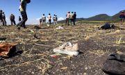 Ethiopia tuyên bố quốc tang sau thảm kịch máy bay rơi