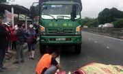 Tin tai nạn giao thông mới nhất ngày 13/3/2019: Tài xế xe tải bị xe khách đâm tử vong