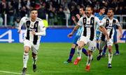 Ronaldo lập hattrick giúp Juventus lội ngược dòng thành công