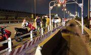 Tông vào dải bê tông giữa cao tốc, thanh niên đi xe máy chết thảm