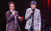 Bộ đôi nổi tiếng làng nhạc Bolero Chế Linh - Tuấn Vũ hẹn nhau hát ở Hà Nội