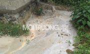 Phú Thọ: Dân kêu cứu vì công ty bê tông Đức Anh xả thải ra môi trường?